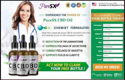 PureSX CBD Oil