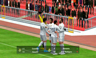 Selebration Game PES 2016 iso PPSSPP