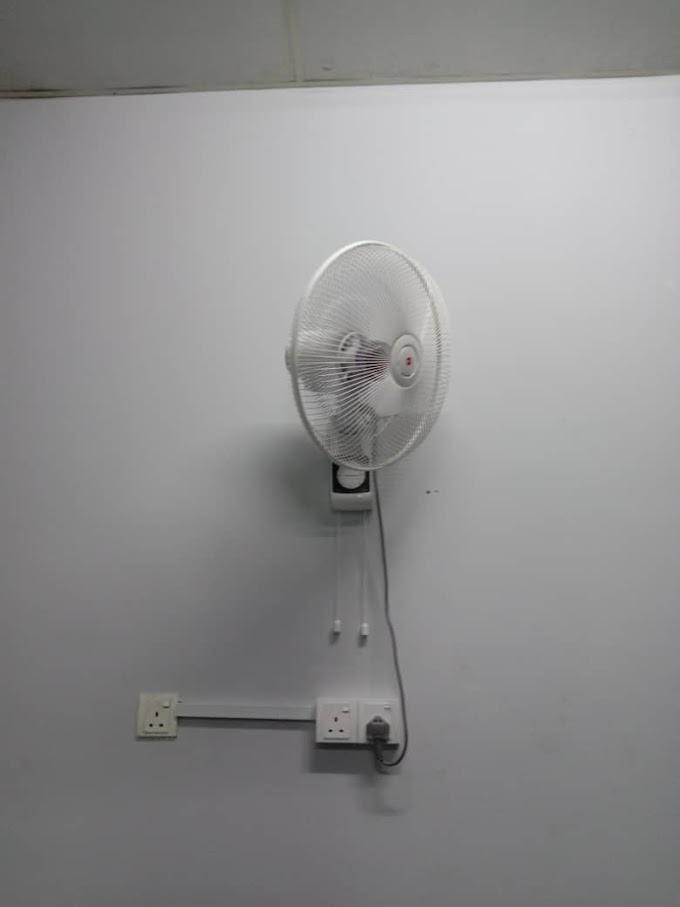 Pemasangan Dan Pendawaian Elektrik Di Ken Rimba, Seksyen 16, Shah Alam