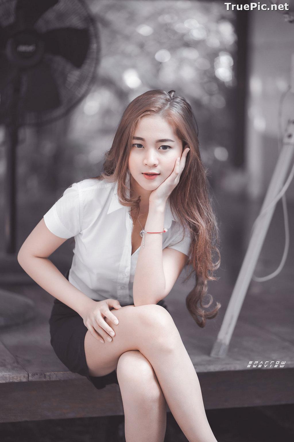 Image Thailand Model - นิภาภรณ์ เลิศนิติวัฒนา - Student Uniform - TruePic.net - Picture-7