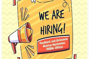 Lowongan Kerja Bandung FGRM Officer Kementrian BPN