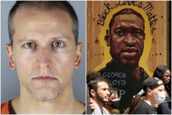 Judge sets bail of George Floyd murder suspect Chauvin at $1.25m