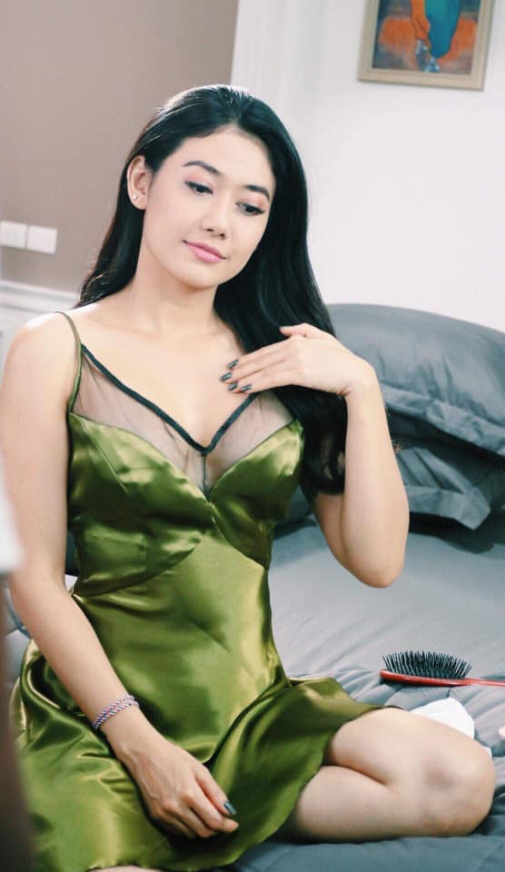 myanmar model - thinzar wint kyaw