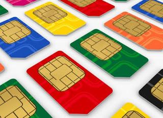Registrasi ulang kartu prabayar lama dengan Registrasi kartu prabayar yang baru