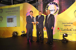 Cricket website wins multiple awards at Sri Lanka web awards