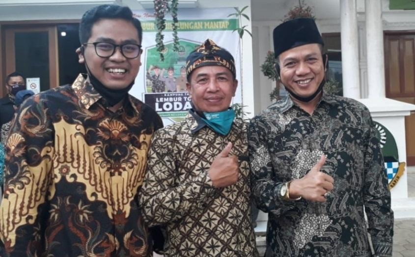 Calaon Bupati Bandung Kang Dadang Supriatna Siap Pimpin Kabupaten Bandung.