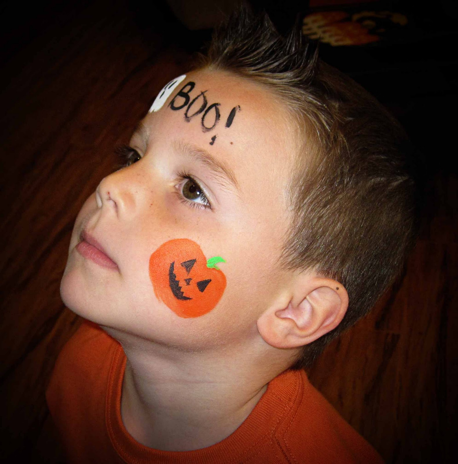 Children's Learning Activities: Halloween Fun: Face Painting