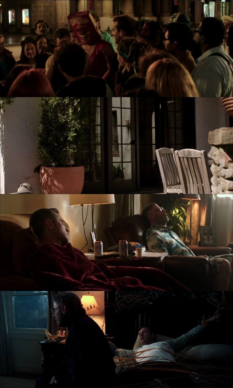 The Fanatic HD 1080p Latino (2019)