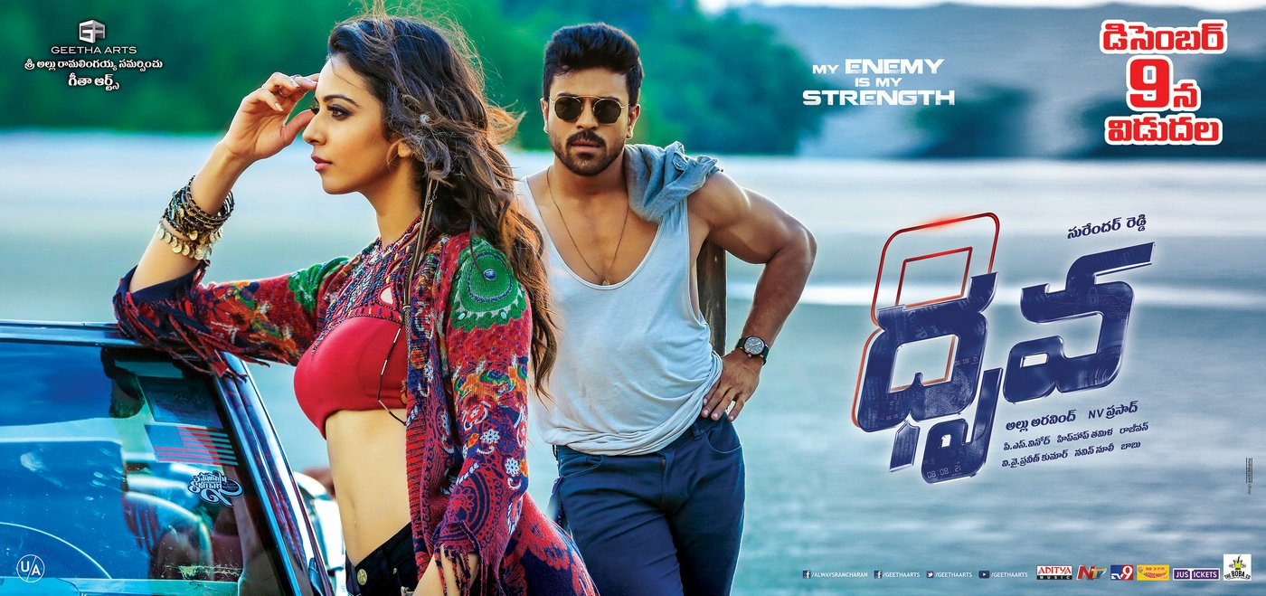 Dhruva movie first look wallpapers-HQ-Photo-5