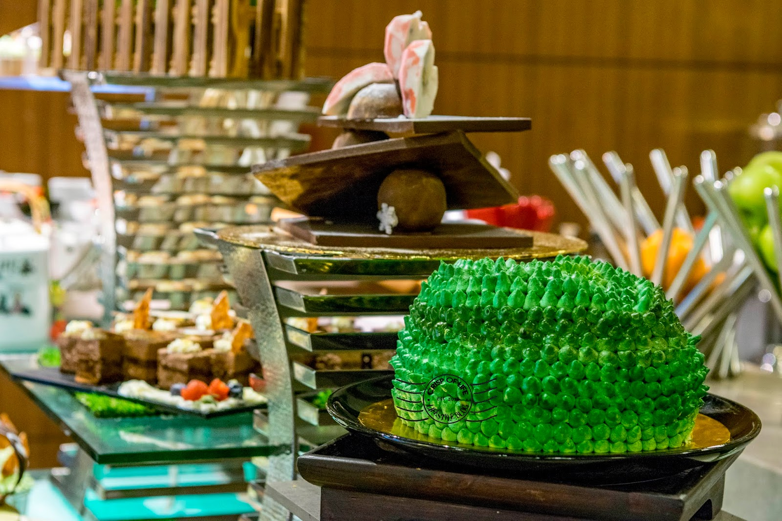 Enjoy Delicious Durian Desserts and International Buffet at The Wembley Penang