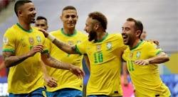 موعد مباراة البيرو والبرازيل في بطولة كوبا امريكا 2021