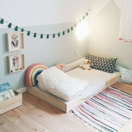 60 Desain Kamar Tidur Anak Lesehan Praktis Aman Dan Nyaman