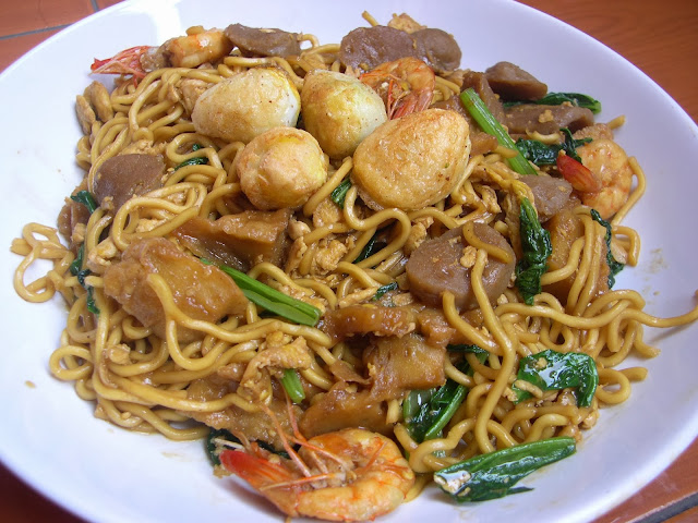 Resep Mie Goreng Jawa Sederhana dan Lezat
