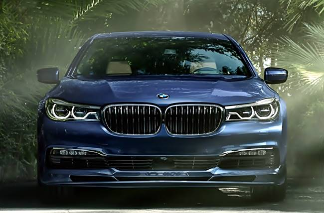 BMW Alpina B7 Biturbo G12