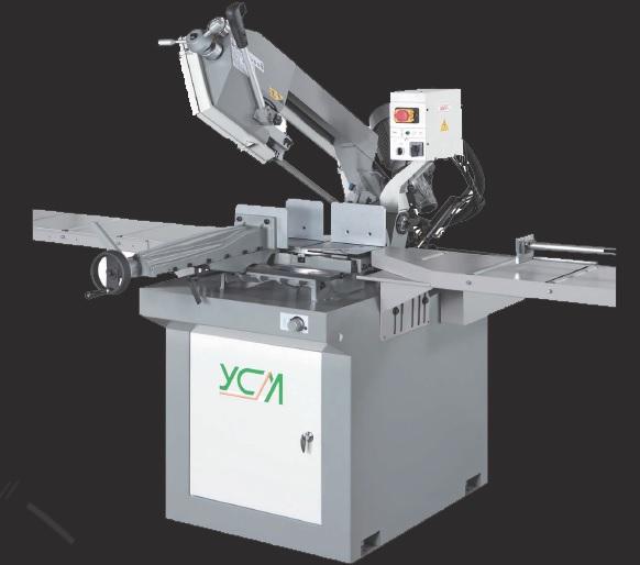 hình ảnh máy cưa vòng YCM 300 Đài Loan