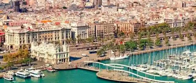 السياحة في مدينة برشلونة