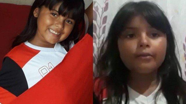 Criança de 8 anos vende latinhas para realizar sonho de assistir ao Flamengo