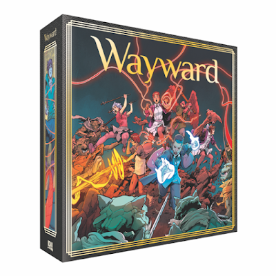 idw wayward board game