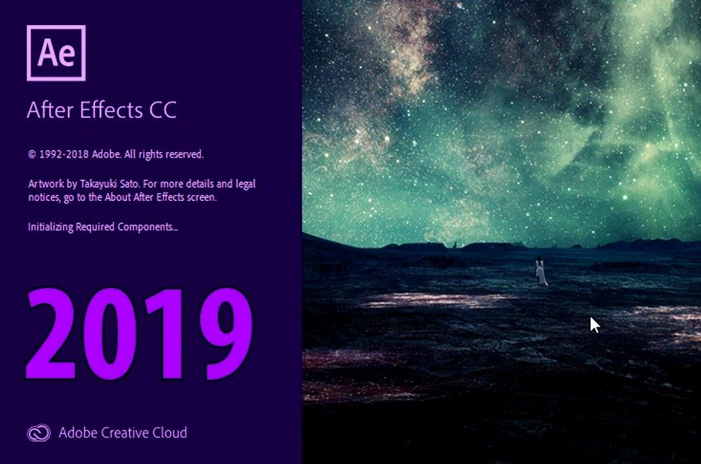 Download Adobe After Effects CC 2019 Full Version