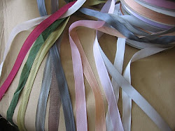 Vintage Seam Tape Ribbon