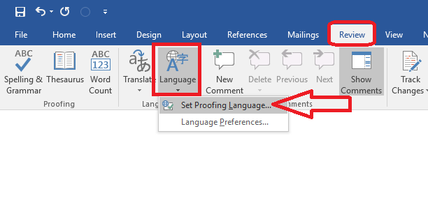 Learn New Things: How to Fix Grammar & Spell Check Not Working in MS Word (2007-2016)