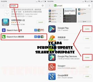Install PlayStore in Redmi Note 2 Miui 8
