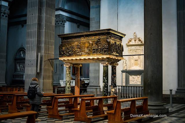 Donatello San Lorenzo Firenze