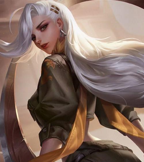 Yena có con số máu khá thấp nên buộc phải tiêu diệt địch nhanh gọn lẹ.