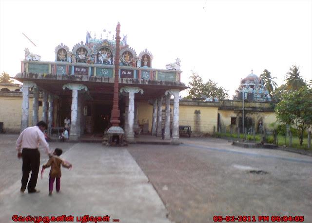 Nandanaar Temple