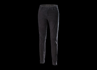 Porsche Design Leather Pants Stretch 7/8 Woman €1390