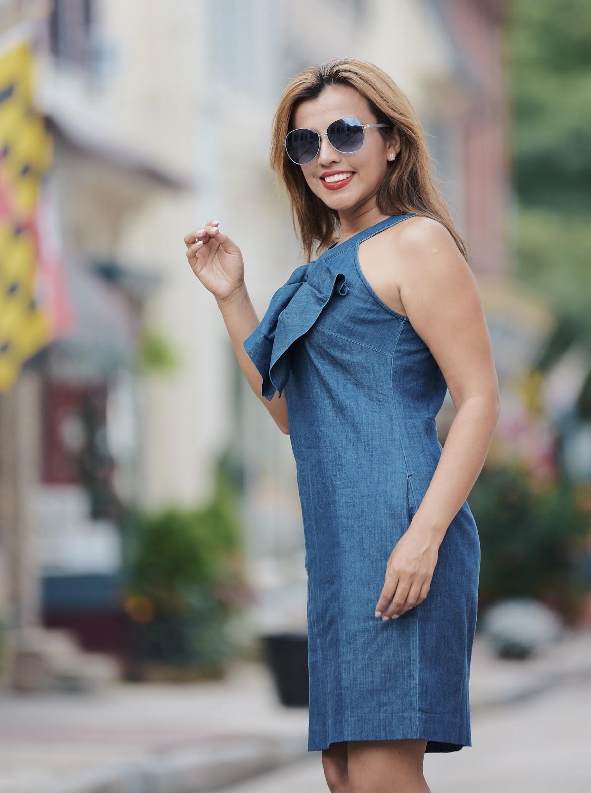 Simply Sophisticated Summer by Mari Estilo partnering with Banana Republic