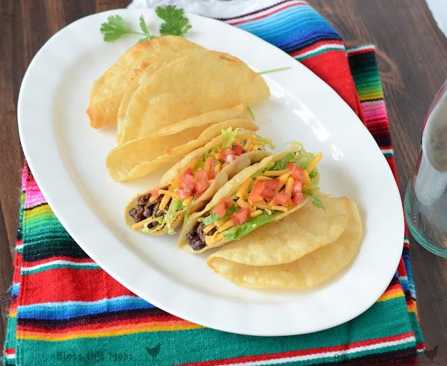 make taco shells at home, homemade corn tortilla recipe, hard taco recipe