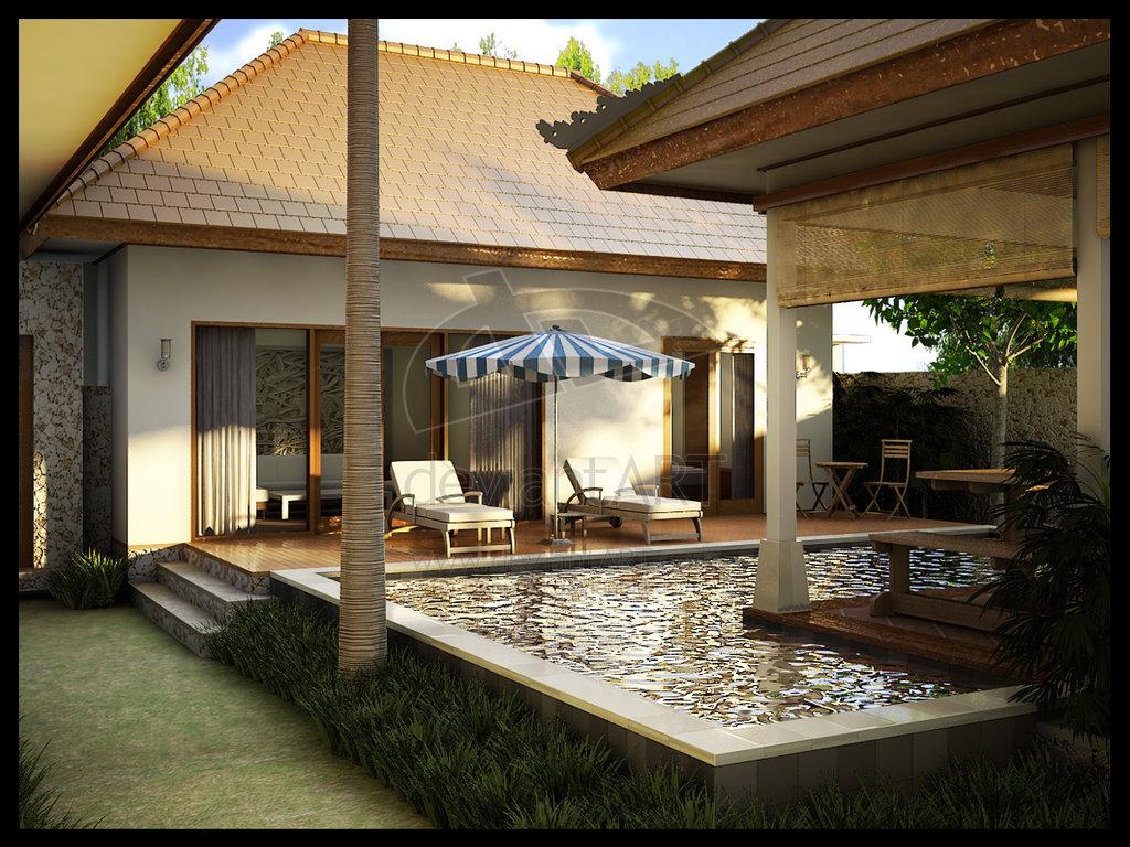 69 Desain Rumah Minimalis Model Villa Desain Rumah Minimalis Terbaru