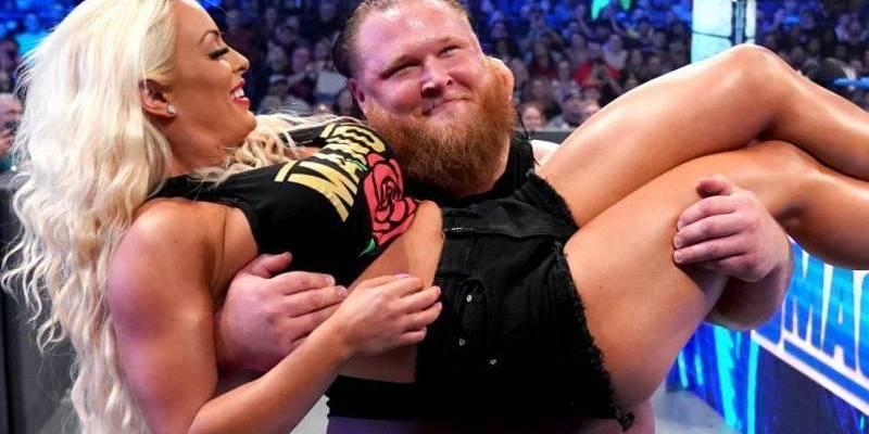 Otis & Dolph Ziggler React To Mandy Rose Going To RAW
