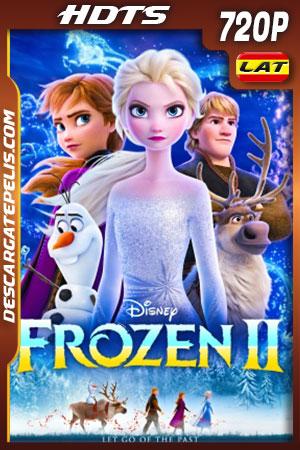 Frozen II (2019) HDTS 720p Latino