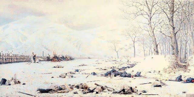 Василий Васильевич Верещагин - Шипка-Шейново. Скобелев под Шипкой. 1878-1879