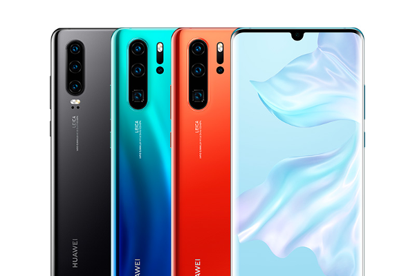 HUAWEI P30 and P30 Pro launched with Kirin 980 processor, Optical SuperZoom Lens and In-Screen Fingerprint sensor