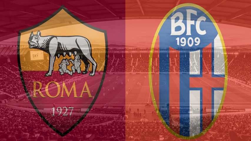 مشاهدة مباراة روما وبولونيا