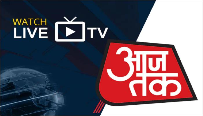 Aaj Tak Live YouTube Channel