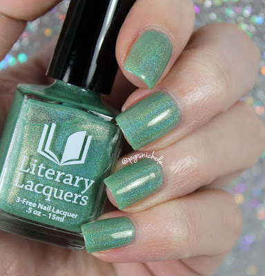 Literary Lacquers Phizzwizzard