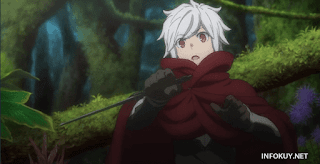 Danmachi Season 3 - Action 2020
