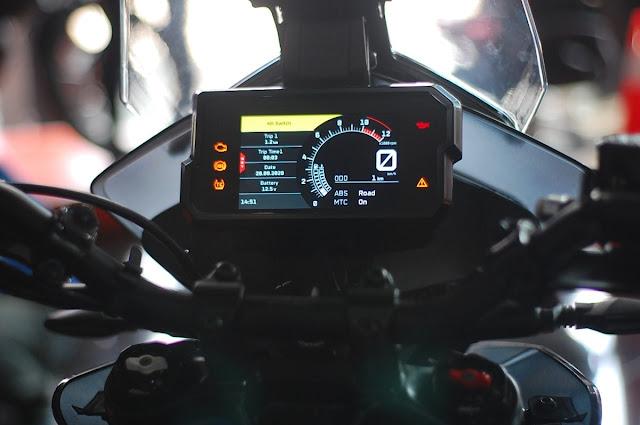 fitur KTM 390 Adventure