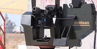 ASELSAN tarafından geliştirilen İHTAR anti-İHA sistemine 40 mm bombaatar entegre edildi. Savunma Sanayii Başkanlığı koordinasyonunda Konya-Karapınar'da yapılan test atışında hedef başarıyla imha edildi.