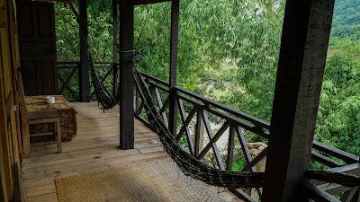 Aloune Guesthouse in Muang Ngoi Neua