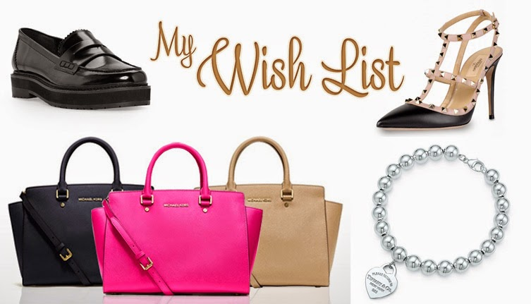 Eniwhere Fashion - Christmas Wishlist