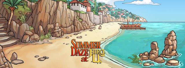 Image from Summer Daze Hero-U webpage