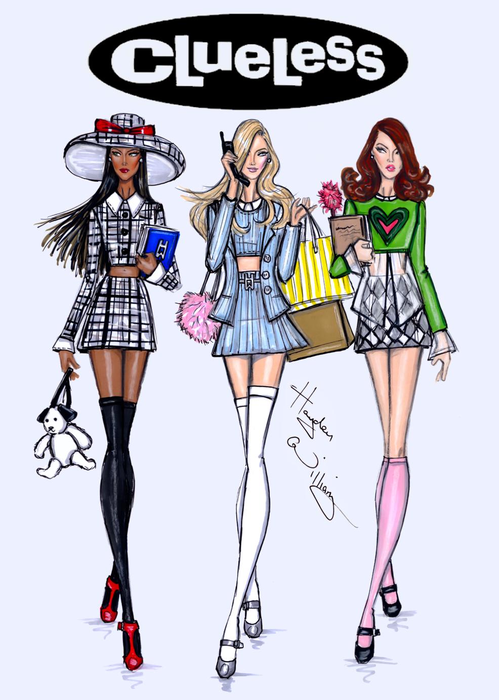 90s fashion clueless