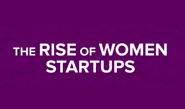 The Rise Of Women Startup