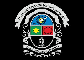 COLEGIO DE ABOGADOS CARABOBO Logo Vector