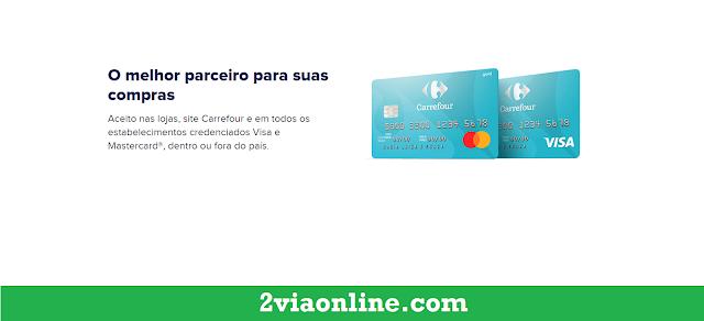 2Via Fatura do Cartão Carrefour - 2ViaOnline